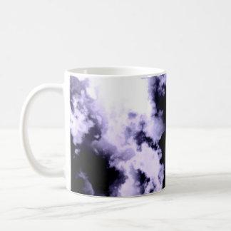 Silky Clouds Purple Mug
