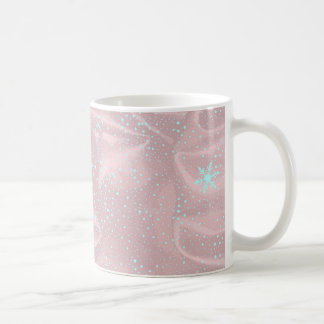 Silky Snow WInter Background Coffee Mug