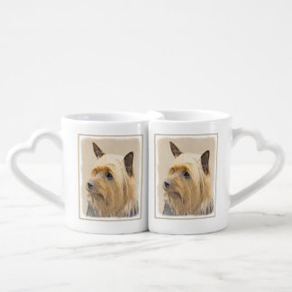 Silky Terrier Coffee Mug Set