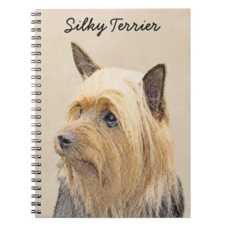 Silky Terrier Notebook