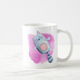 Silly Cat Mug
