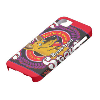 Silly Dog Bourbon Stout Beer iPhone 5 Cases