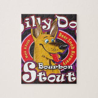 Silly Dog Bourbon Stout Jigsaw Puzzle