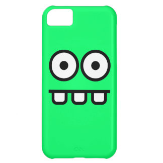 Silly Face Case For iPhone 5C