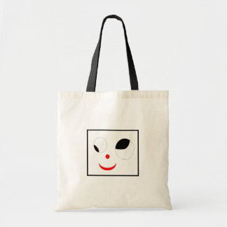 Silly Face Tote Bag