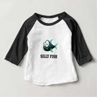 silly fish baby T-Shirt