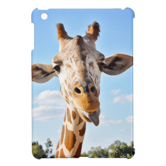 Silly Giraffe Case For The iPad Mini