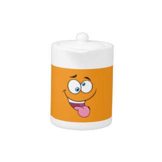 Silly Goofy Square Emoji