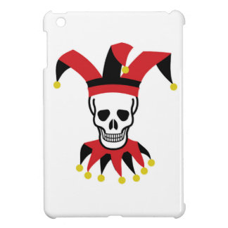 silly hat of death iPad mini cover