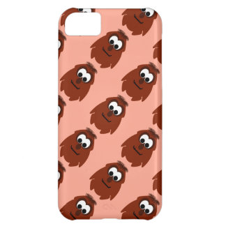 Silly Little Dark Red Monster iPhone 5C Cover
