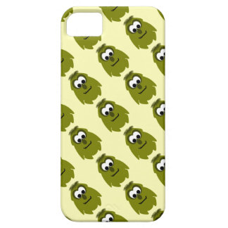 Silly Little Dark Yellow Monster iPhone 5 Covers