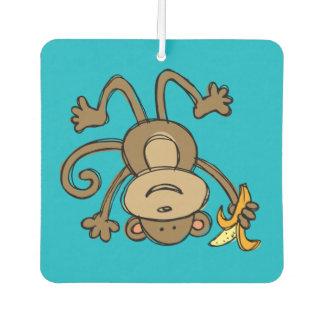 Silly Monkeys Air Freshner Air Freshener