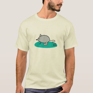 silly mouse with broken leg T-Shirt