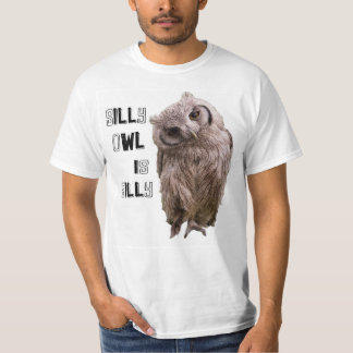Silly Owl T-Shirt