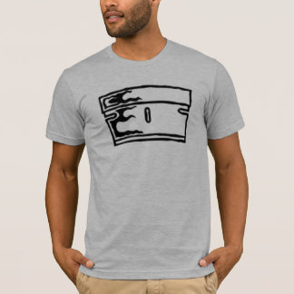 Silly Rabbit Razors Are For Emos gray mens tshirt