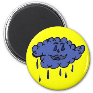 Silly Rain cloud Magnet
