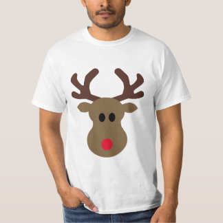 Silly Rudolph the Reindeer Christmas shirt