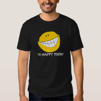 Silly Smiley Face Grin Shirt