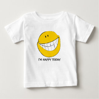 Silly Smiley Face Grin Tee Shirt