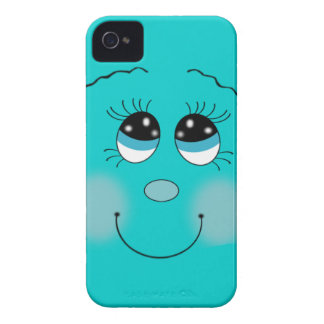 silly smiley face iPhone 4 cases