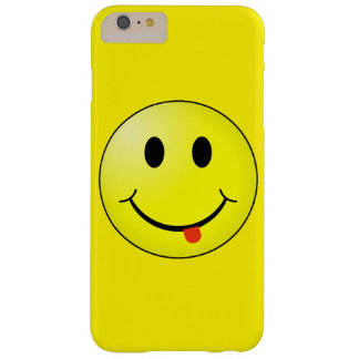 Silly Smiley Face iPhone 6+ Case
