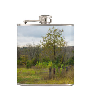 Silo Still Stands Flask