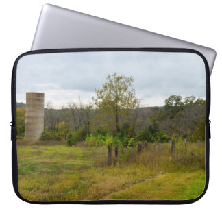 Silo Still Stands Laptop Sleeve