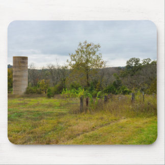 Silo Still Stands Mouse Pad