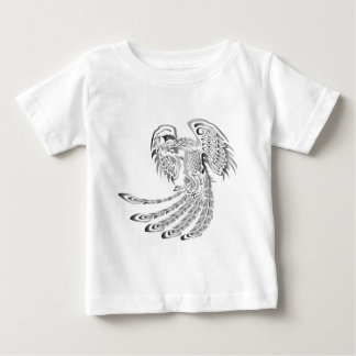 Silve Phoenix Rising Baby T-Shirt