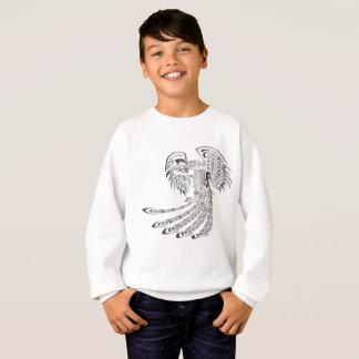Silve Phoenix Rising Sweatshirt