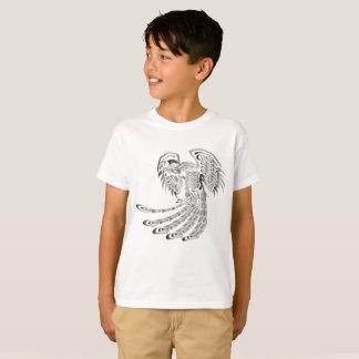 Silve Phoenix Rising T-Shirt