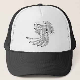 Silve Phoenix Rising Trucker Hat