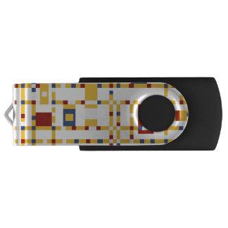 Silver, 16 GB, Black USB Flash Drive