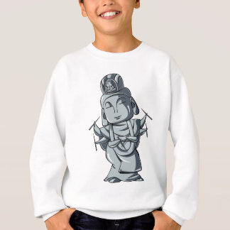Silver accomplishing pulling out English story Sweatshirt
