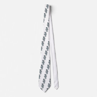 Silver accomplishing pulling out English story Tie