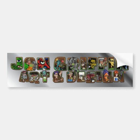 Silver.ai, Master Banner 2011.ai Bumper Sticker