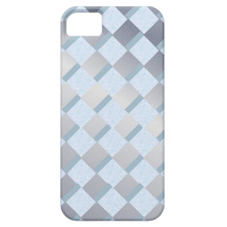 Silver and Ice Diamonds Case For The iPhone 5