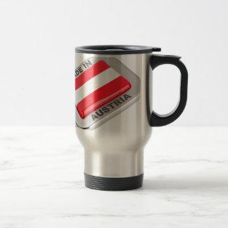 Silver badge Made in Austria Travel Mug