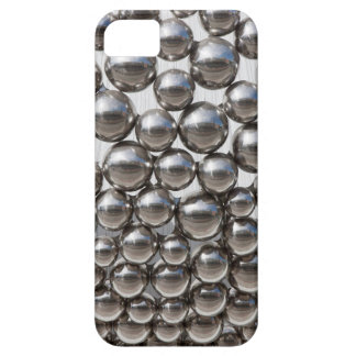 Silver Balls Case For The iPhone 5