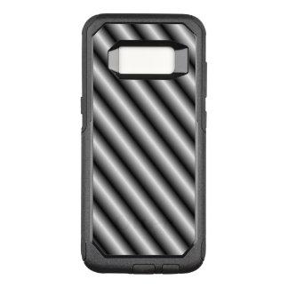 Silver Bars OtterBox Commuter Samsung Galaxy S8 Case