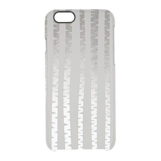 Silver Bearch Tree Wood iPhone Clearly™ Clear iPhone 6/6S Case