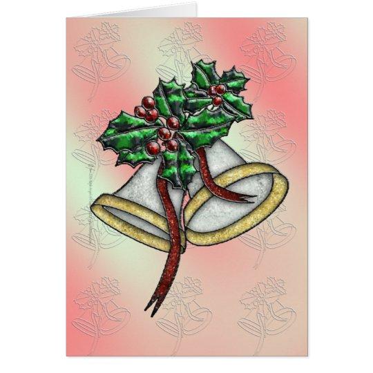 Silver Bells Card