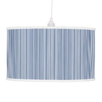 Silver Blues Pendant Lamp