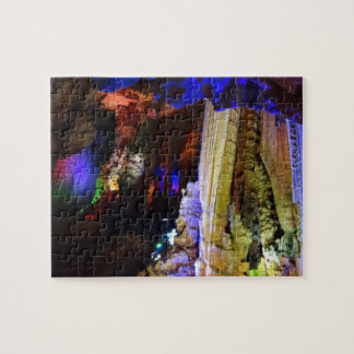 Silver Cave (Guilin, China) #2-1 Jigsaw Puzzle