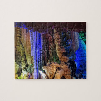 Silver Cave (Guilin, China) #2-2 Jigsaw Puzzle