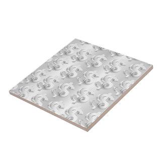 $ Silver $ Ceramic Tiles