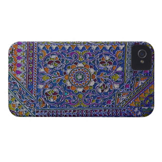 silver cloisonne iPhone 4 Case-Mate cases