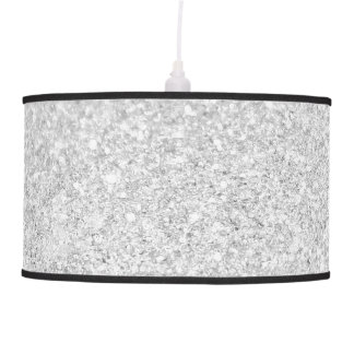 Silver Diamond Style Ceiling Lamp