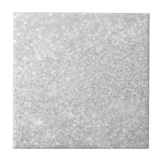 Silver Diamond Style Ceramic Tiles