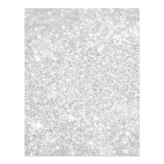 Silver Diamond Style Letterhead